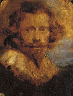 Circle of Sir Anthony van Dyck