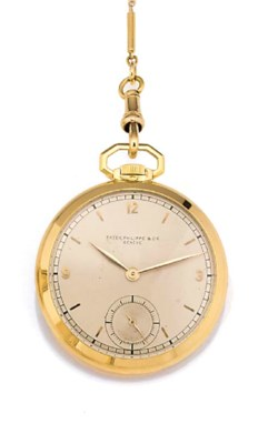 PATEK PHILIPPE, AN 18ct. GOLD