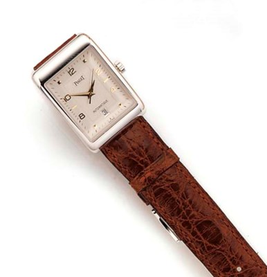 PIAGET, AN 18ct. GOLD WHITE GO