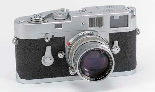 Leica M2 no. 1137902