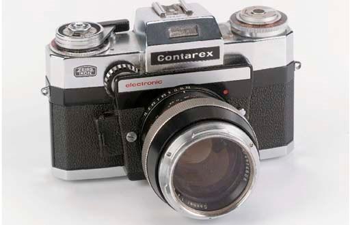 Contarex Electronic no. G36731