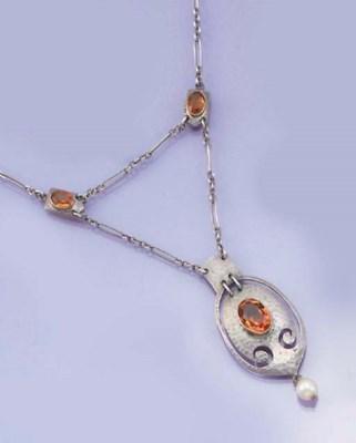 A Murrle Bennett & Co. silver