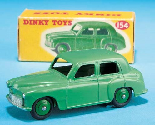 Dinky Saloons, 1950s/early 196