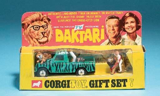 Corgi Cars and Catalogues