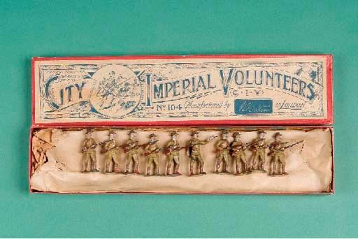 Britains set 104 Imperial Volu