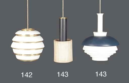 BEEHIVE HANGING LAMP