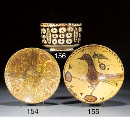 A Nishapur pottery bowl 10th c
