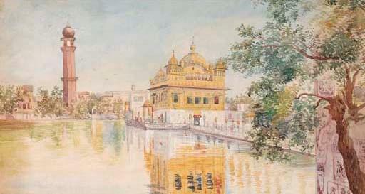 The Golden Temple Amritsar, ci