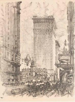 Joseph Pennell (1860-1926)