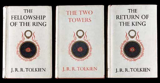 TOLKIEN, J.R.R. The Lord of th