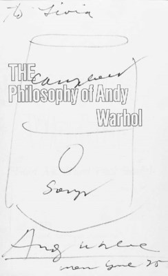 WARHOL, Andy (1928-1987). The