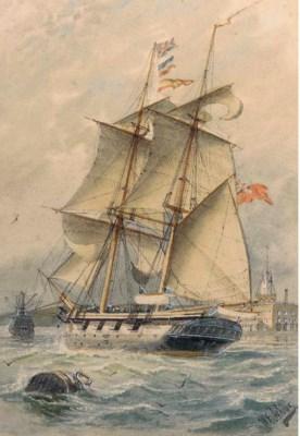 William Edward Atkins (c.1842-