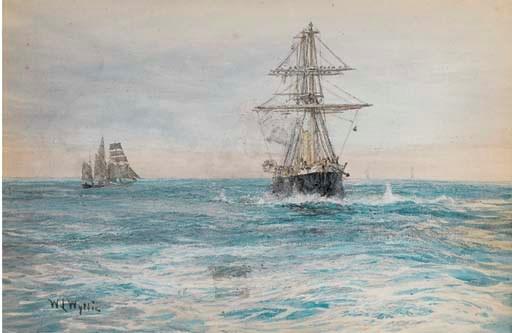 William Lionel Wyllie, R.A. (1