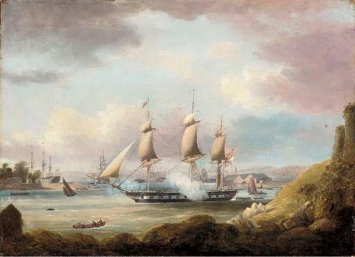Thomas Lyde Hornbrook (c.1808-
