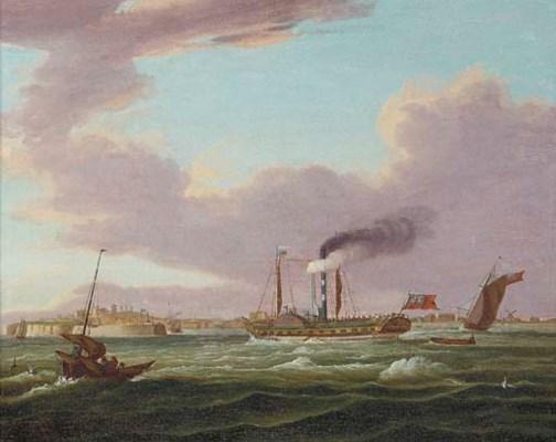 John Harwood (fl.1818-1828)