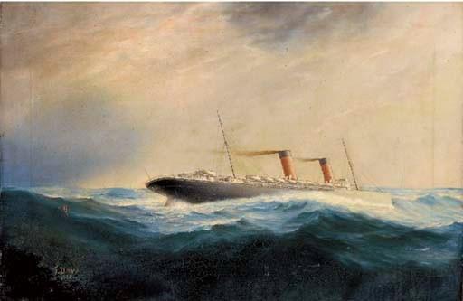 Thomas Dove (c.1898)