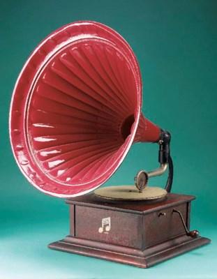 A Columbia Disc Graphophone