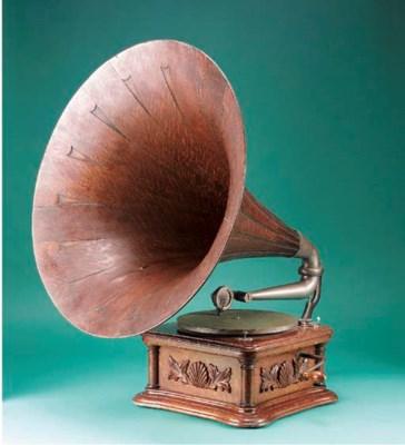 A Monarch Gramophone