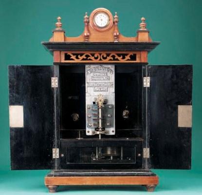 A Britannia 'Smoker's Cabinet'