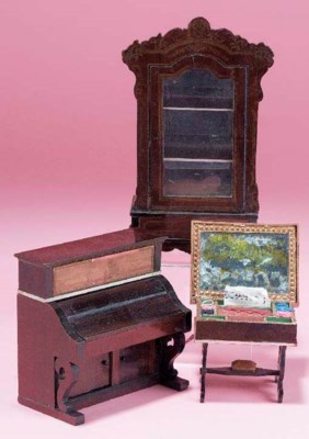 A Waltershausen display cabine