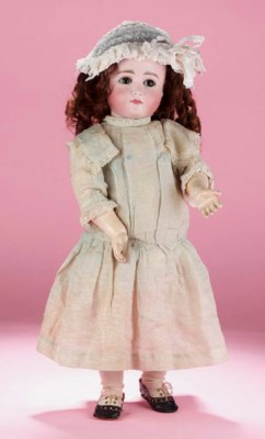 A early Kestner child doll