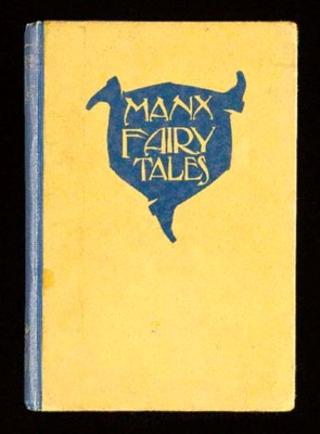 'MANX FAIRY TALES' WITH COVER