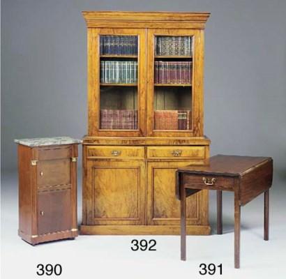 A George III mahogany pembroke