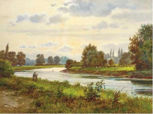 Justus Hill (fl.1879-1898)