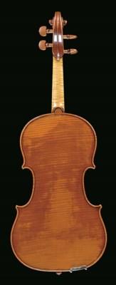 A viola, Viennese school, labe