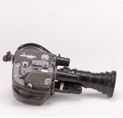 Beaulieu R16 ciné camera no. 6