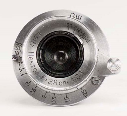 Hektor 2.8cm. f/6.3 no. 452542