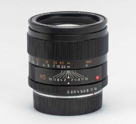 Summicron-R f/2 90mm. no. 3607