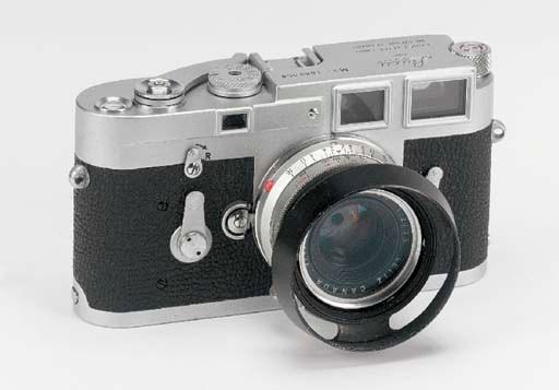Leica M3 no. 1089954