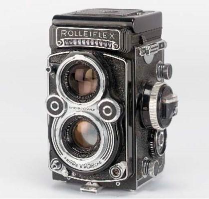 Rolleiflex 3.5F no. 2282931