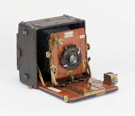 Sanderson hand camera no. 2220