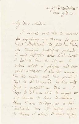 MENDELSSOHN-Bartholdy, Felix (