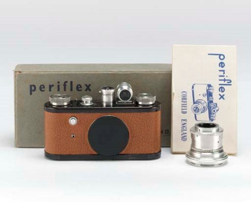 Periflex camera no. 1976