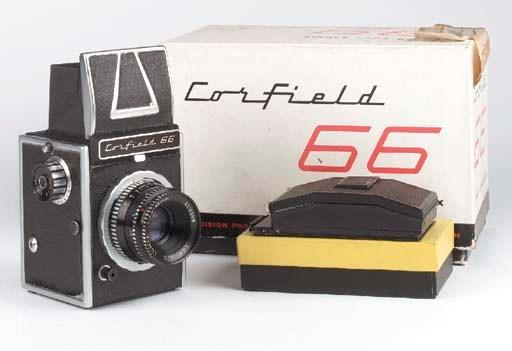 Corfield 66 SLR camera no. AA0