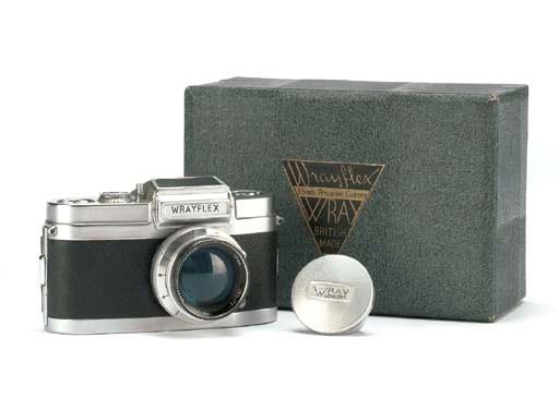 Wrayflex dummy camera