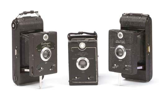 Snapshot cameras
