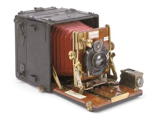 Sanderson hand camera no. 1882