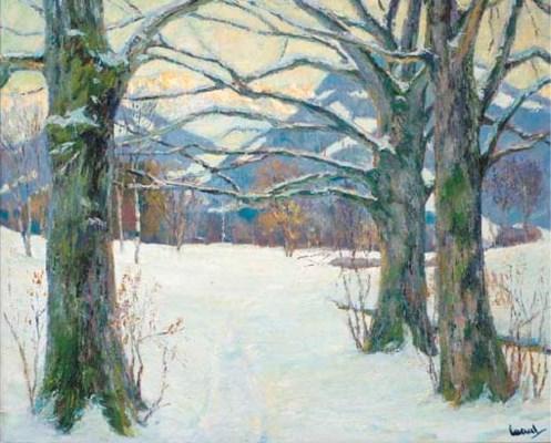 Edward Cucuel (1879-1951)