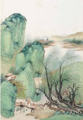 Yang Nianbo, a set of twelve a