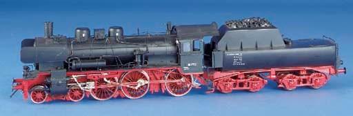 A Eurotrain DB 2'C (4-6-0) P 8