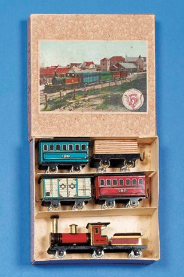 A Hess 'Penny Toy' lithographe