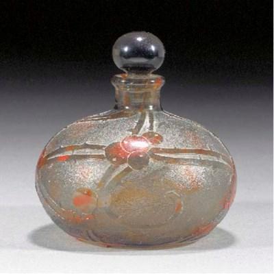 A Schneider acid-etched scent