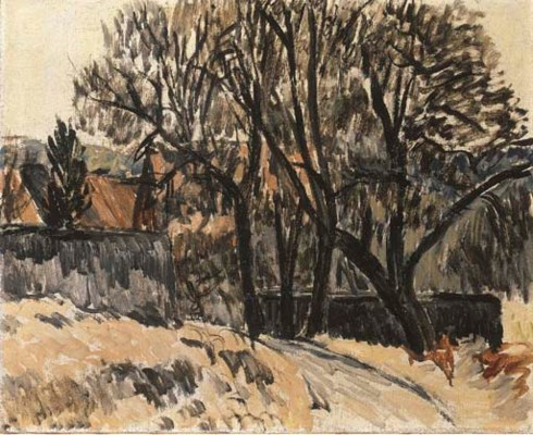 HANS BERGER (1882-1977)