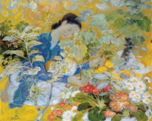 LE PHO (Vietnam 1907-2001)