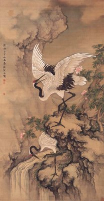 SHEN QUAN (1682 - AFTER 1762)
