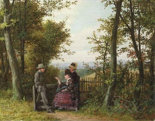 William Bromley (British, fl.